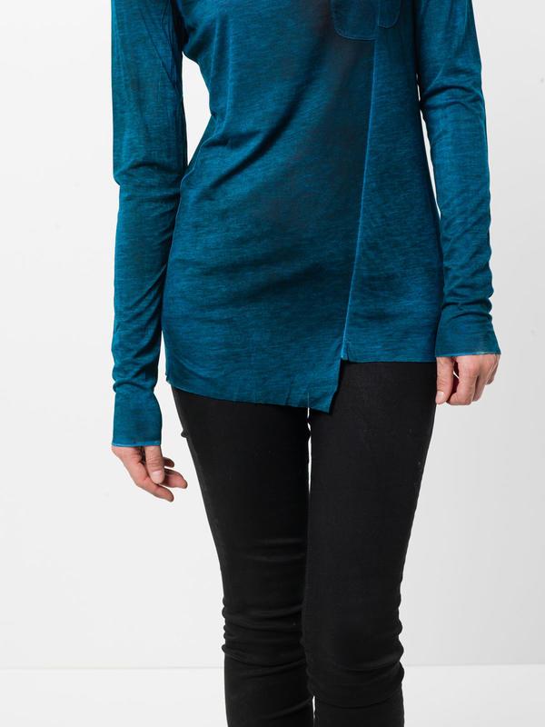 iKRIX Avant Toi: Sweatshirts & Sweaters - Asymmetric boatneck top