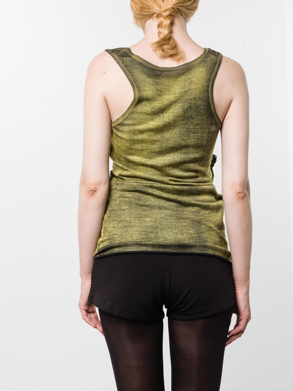 iKRIX Avant Toi: Tops und Tank Tops - Round neck top with foulard