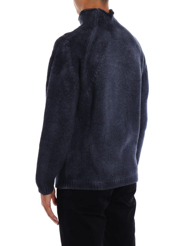 iKRIX AVANT-TOI: Turtlenecks & Polo necks - Shaded wool blend heavy sweater