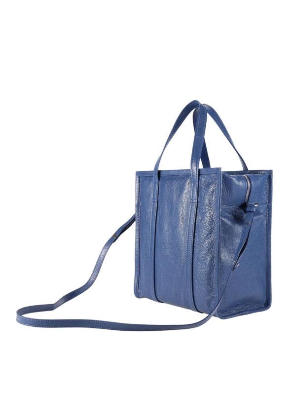 iKRIX Balenciaga: Handtaschen - Shopper - Blau