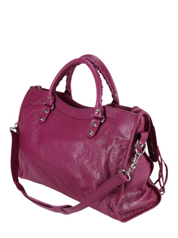 iKRIX BALENCIAGA: Handtaschen - Shopper - Fuchsia