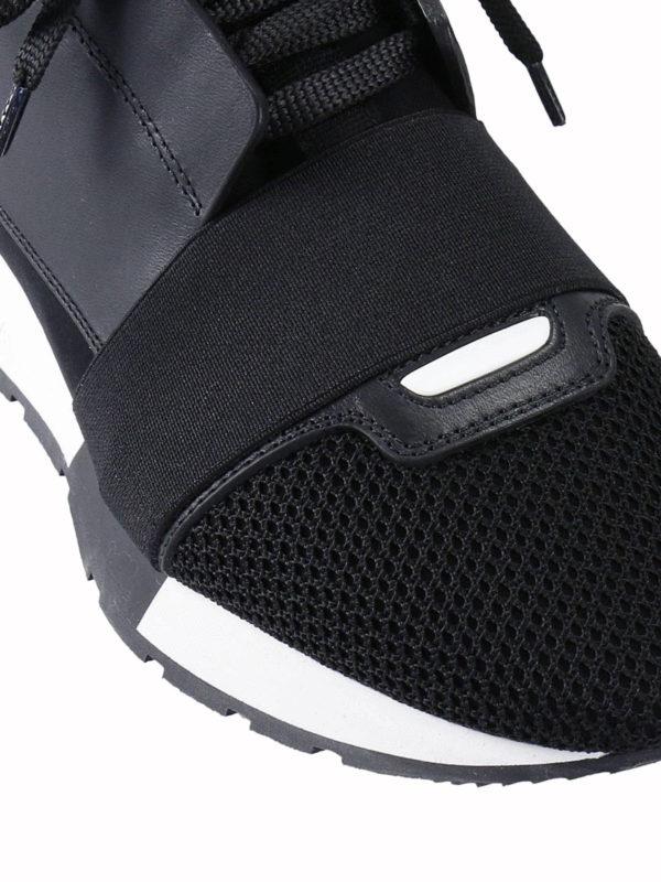 iKRIX BALENCIAGA: Sneaker - Sneaker - Schwarz