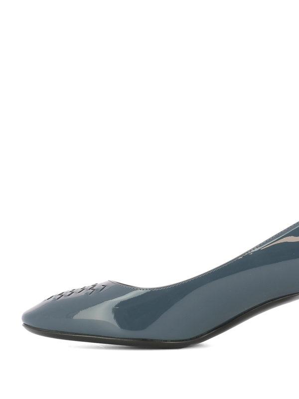 iKRIX Bottega Veneta: Pumps - Pumps - Blau