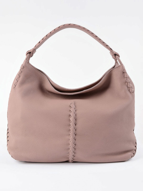 iKRIX Bottega Veneta: Schultertaschen - Schultertasche - Pink