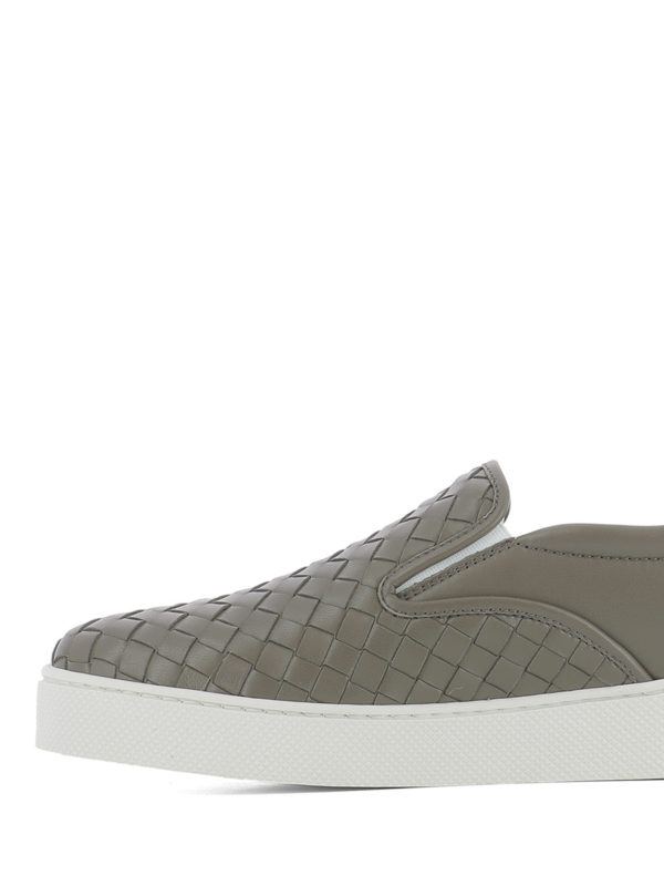 iKRIX BOTTEGA VENETA: Sneaker - Sneaker - Grau