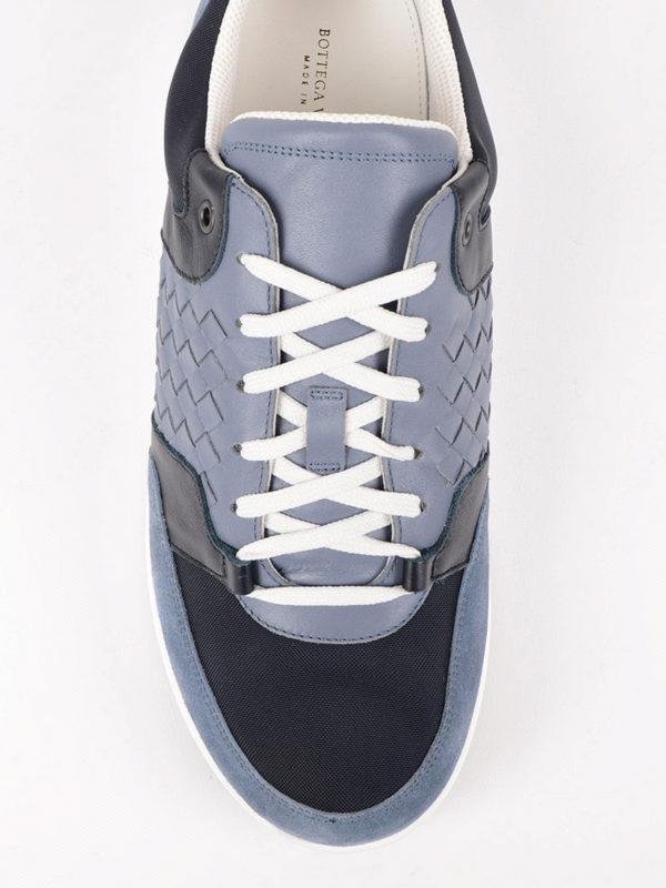 iKRIX BOTTEGA VENETA: Sneaker - Sneaker - Blau