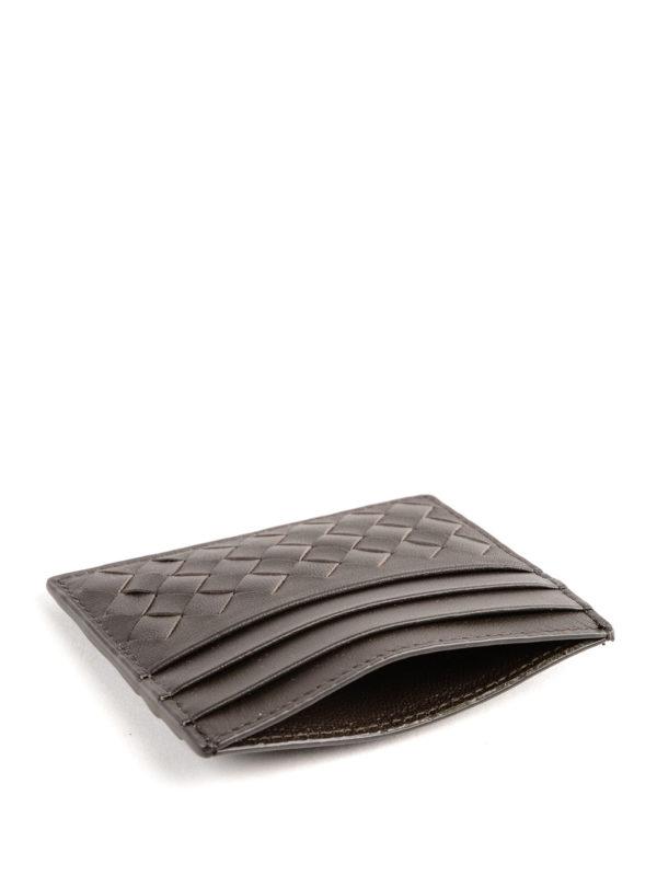 iKRIX BOTTEGA VENETA: Portemonnaies und Geldbörsen - Portemonnaie - Dunkelbraun