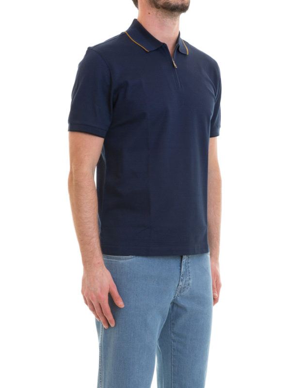 iKRIX BRIONI: Poloshirts - Poloshirt - Blau