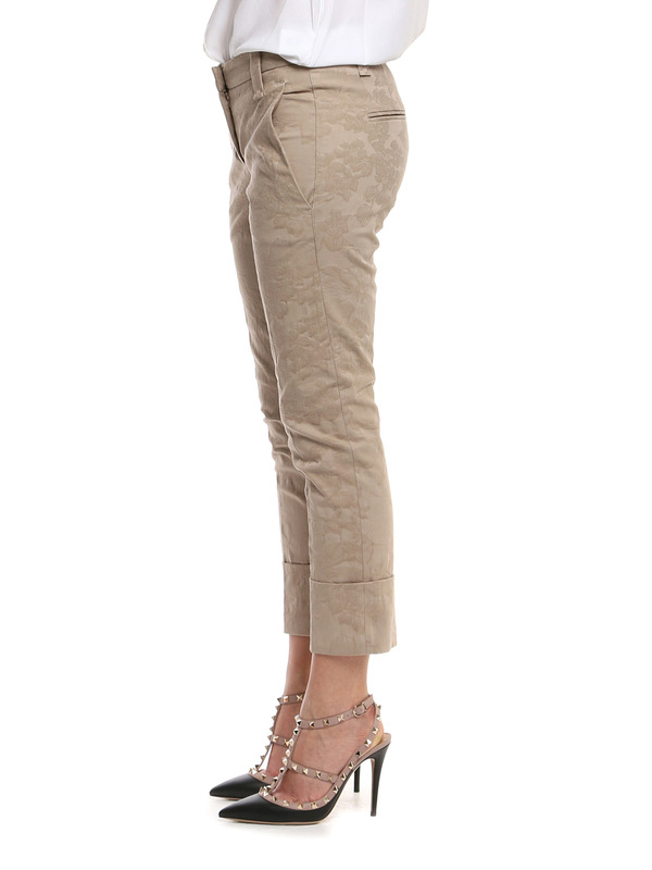 iKRIX Brunello Cucinelli: Brocade pants