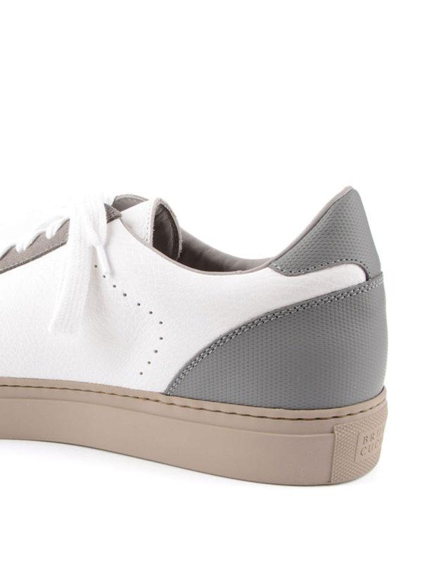 iKRIX Brunello Cucinelli: Sneaker - Sneaker - Weiß