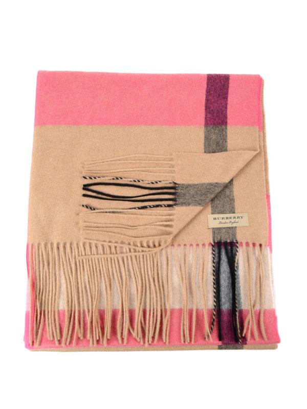 iKRIX Burberry: Bufandas y pañuelos - Bufanda - Rosado