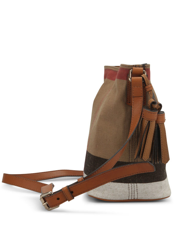 iKRIX Burberry: shoulder bags - Susanna Canvas Check bag