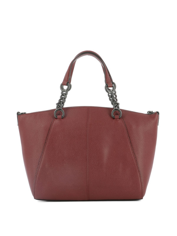 iKRIX COACH: Handtaschen - Shopper - Dunkelrot