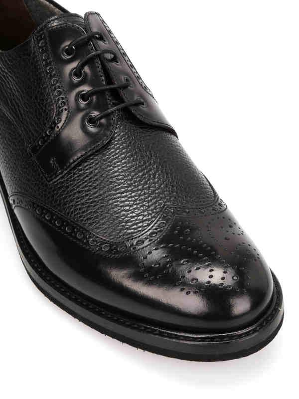 iKRIX Corneliani: Identity derby shoes