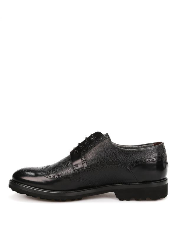 iKRIX Corneliani: lace-ups shoes - Identity derby shoes
