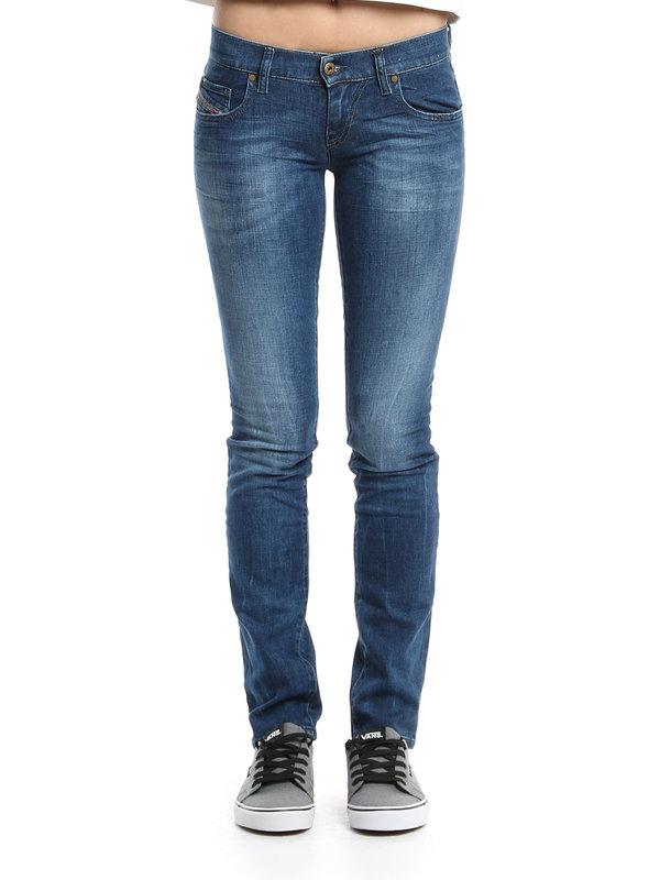 iKRIX Diesel: skinny jeans - Grupee 836 jeans