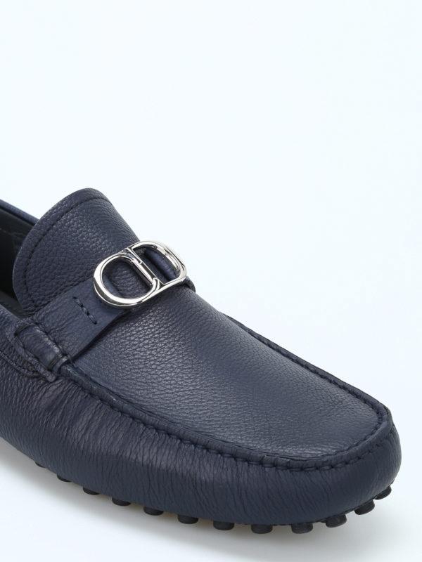 iKRIX Dior: Mokassins und Slippers - Mokassins - Blau