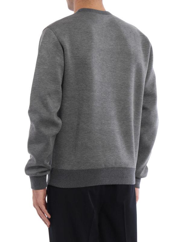 iKRIX DIOR: Sweatshirts und Pullover - Sweatshirt - Einfarbig