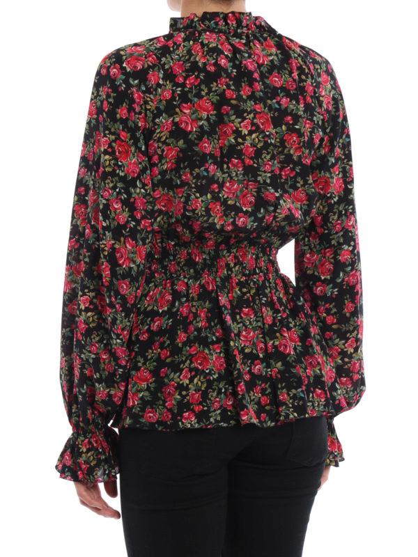 iKRIX Dolce & Gabbana: Blusen - Bluse - Bunt