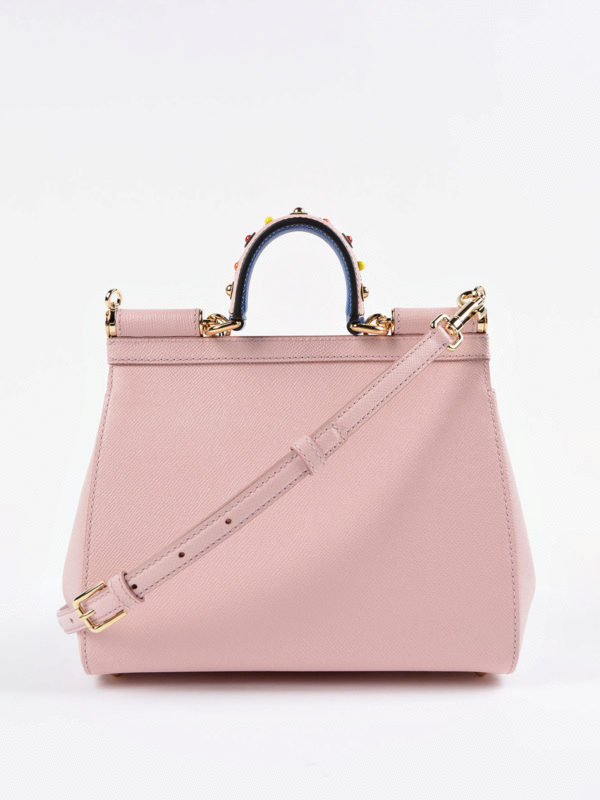 iKRIX Dolce & Gabbana: Bowling - Bowling Tasche - Pink