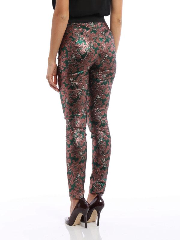 iKRIX Dolce & Gabbana: Leggings - Formale Hose - Gemustert