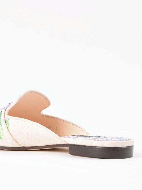 iKRIX Dolce & Gabbana: Mokassins und Slippers - Slippers - Bunt