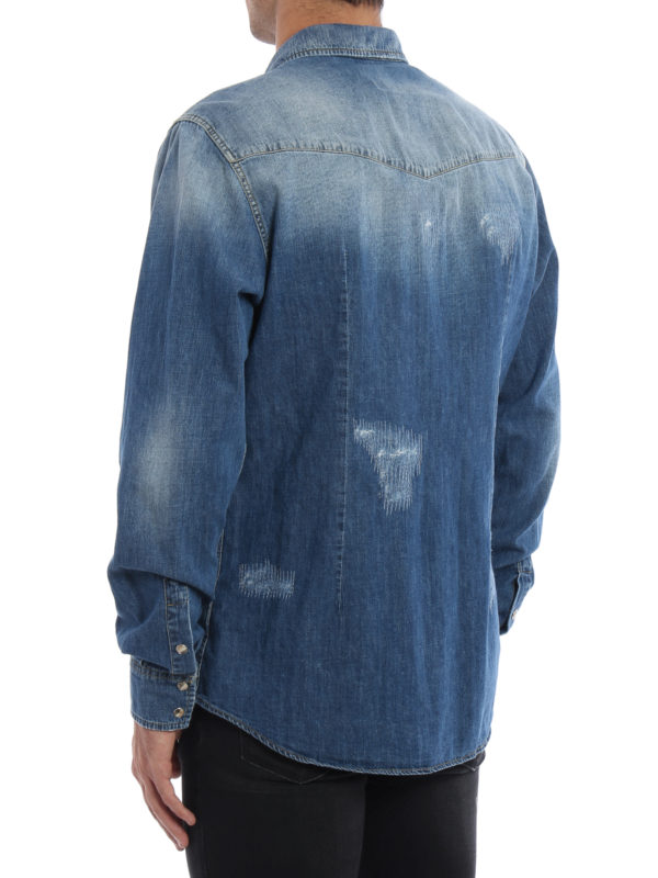 iKRIX Dolce & Gabbana: Hemden - Hemd - Einfarbig