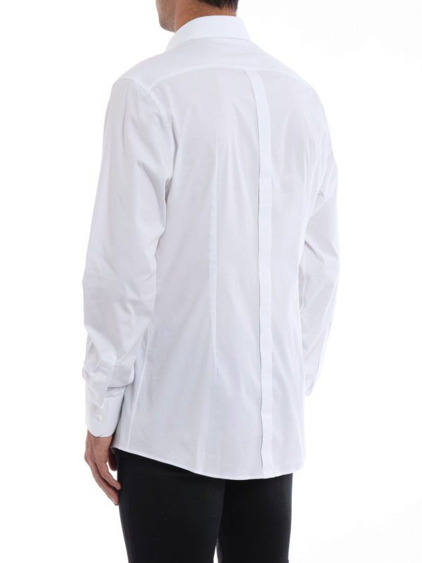 iKRIX DOLCE & GABBANA: Hemden - Hemd - Weiß