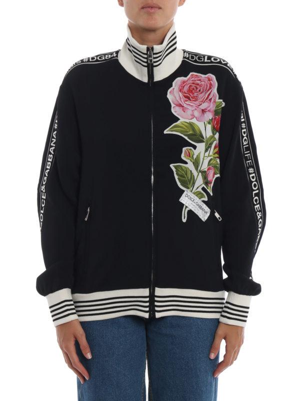 iKRIX DOLCE & GABBANA: Sweatshirts und Pullover - Sweatshirt - Schwarz