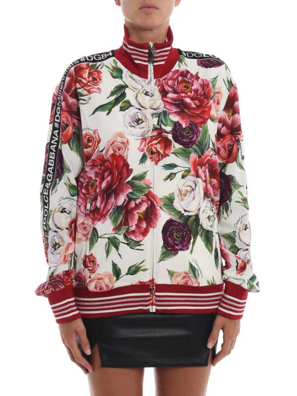 iKRIX DOLCE & GABBANA: Sweatshirts und Pullover - Sweatshirt - Gemustert