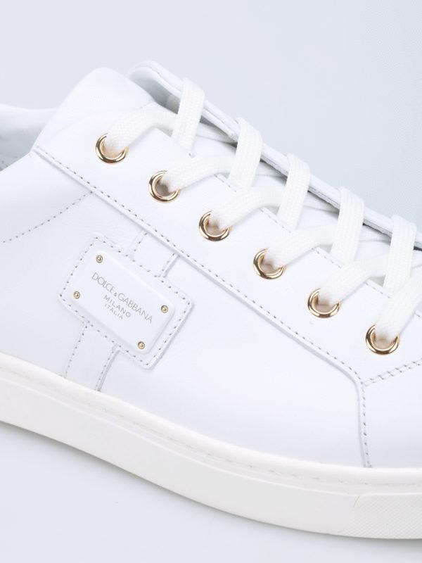 iKRIX Dolce & Gabbana: Sneaker - Sneaker - Weiß