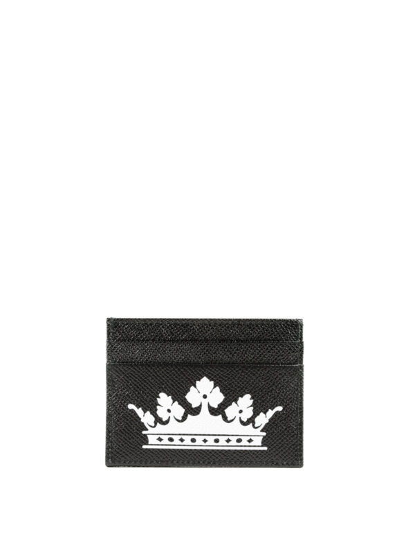 iKRIX DOLCE & GABBANA: wallets & purses - Milano Dauphine card holder