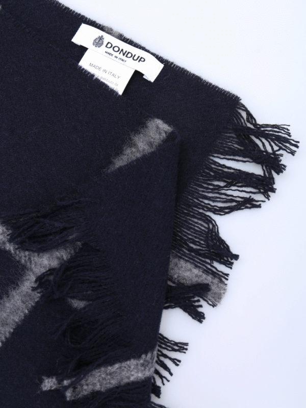 iKRIX Dondup: Schals - Schal - Blau