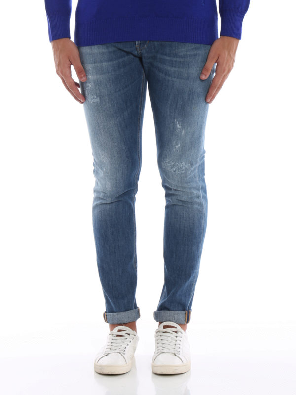 iKRIX DONDUP: Skinny Jeans - Skinny Jeans - Helles Jeansblau