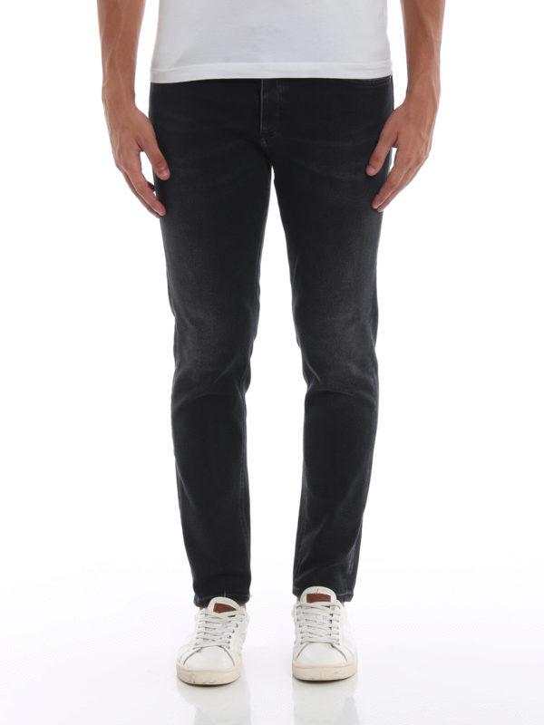 iKRIX DONDUP: Straight Leg Jeans - Straight Leg Jeans - Dunkelgrau