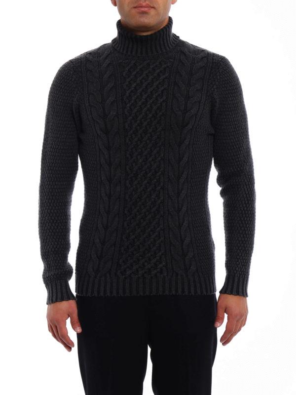 iKRIX DRUMOHR: Turtlenecks & Polo necks - Soft merino wool turtleneck