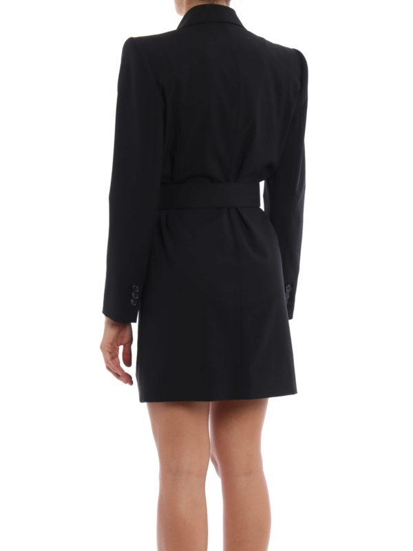 iKRIX Dsquared2: Knielange Kleider - Knielanges Kleid - Einfarbig
