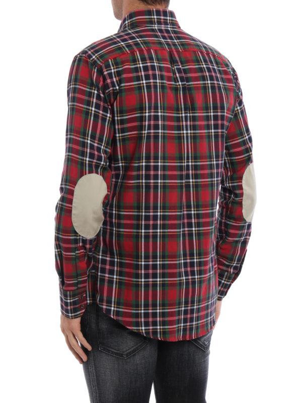 iKRIX Dsquared2: Hemden - Hemd - Gemustert