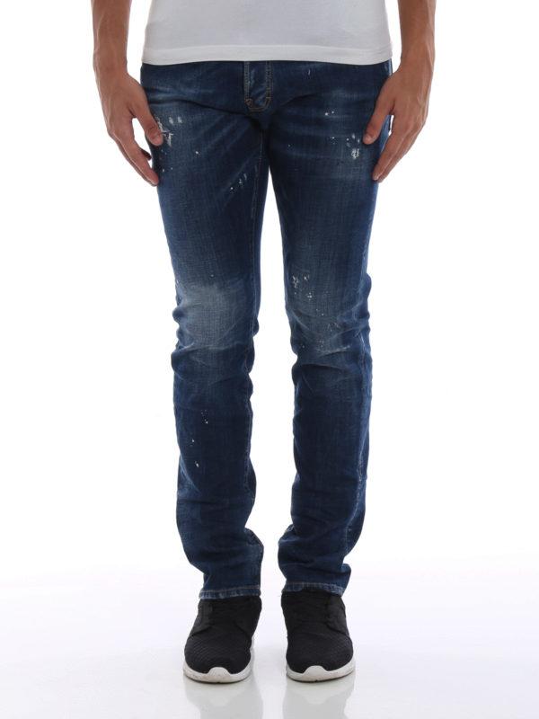 iKRIX DSQUARED2: Skinny Jeans - Skinny Jeans - Jeansblau