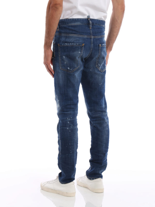 iKRIX DSQUARED2: Skinny Jeans - Skinny Jeans - Light Wash