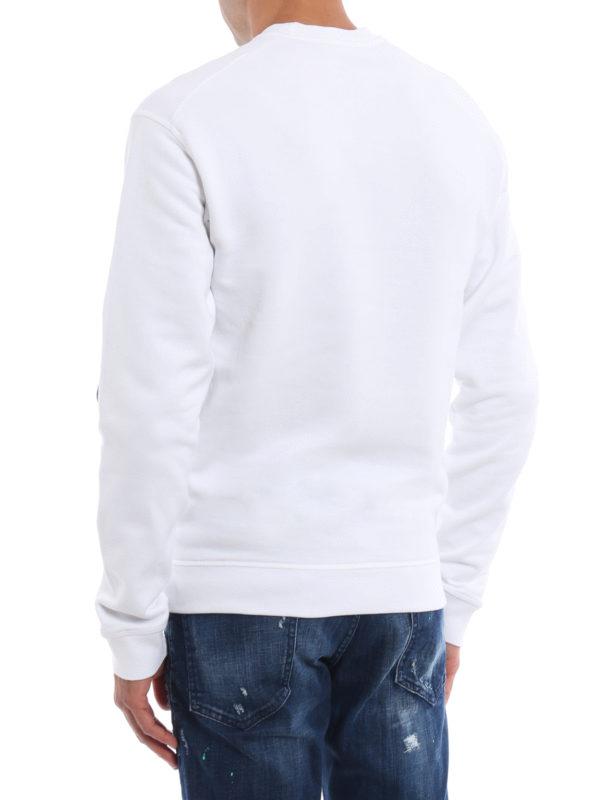 iKRIX Dsquared2: Sweatshirts und Pullover - Sweatshirt - Einfarbig