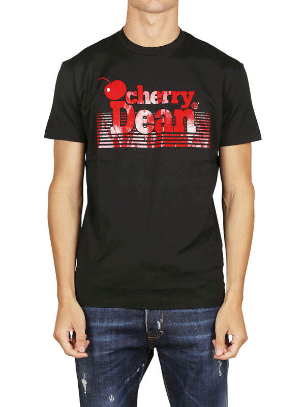 iKRIX DSQUARED2: T-shirts - T-Shirt - Schwarz