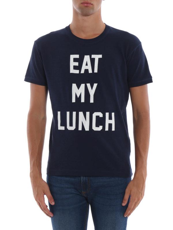iKRIX DSQUARED2: T-shirts - T-Shirt - Blau