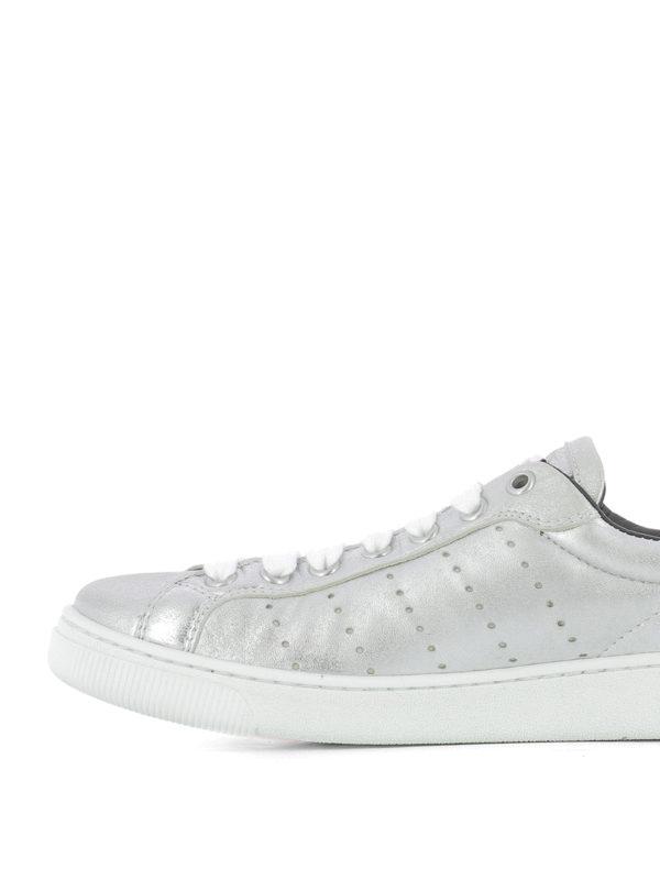 iKRIX DSQUARED2: Sneaker - Sneaker - Einfarbig