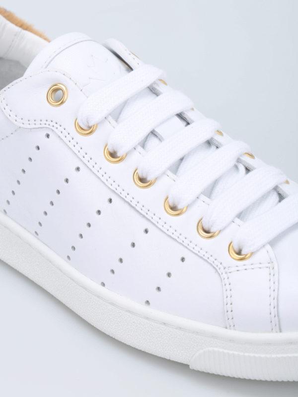 iKRIX DSQUARED2: Sneaker - Sneaker - Weiß