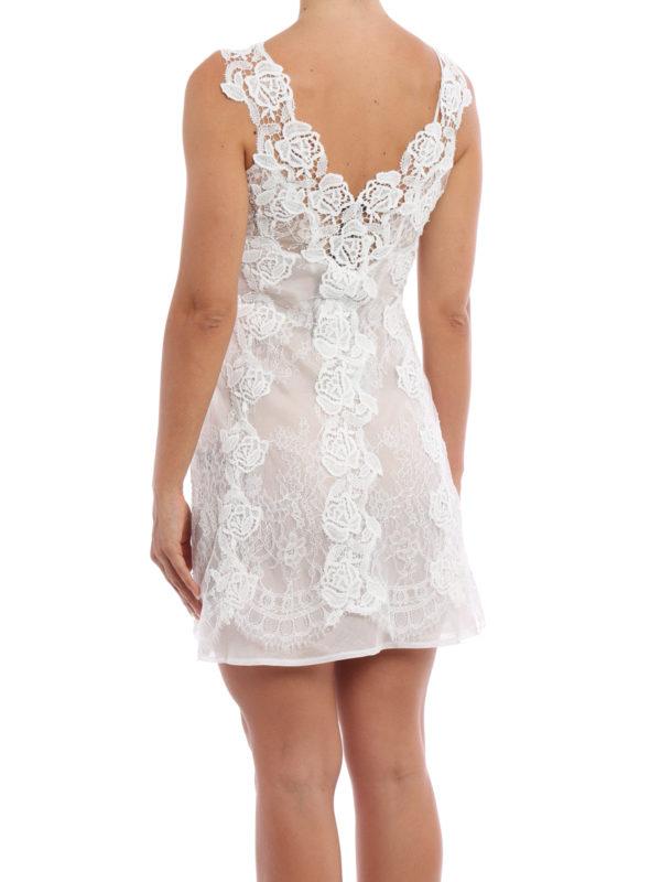 iKRIX Ermanno Scervino: Kurze Kleider - Kurzes Kleid - Weiß