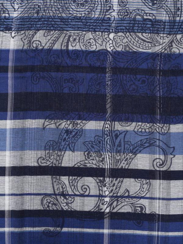 iKRIX ETRO: Bufandas y pañuelos - Bufanda - Azul