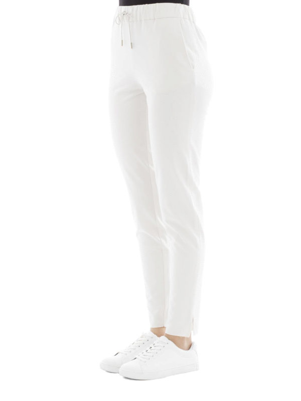 iKRIX FABIANA FILIPPI: tracksuit bottoms - Cotton blend sporty trousers