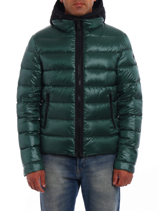iKRIX Fay: padded jackets - Double-front hooded puffer jacket