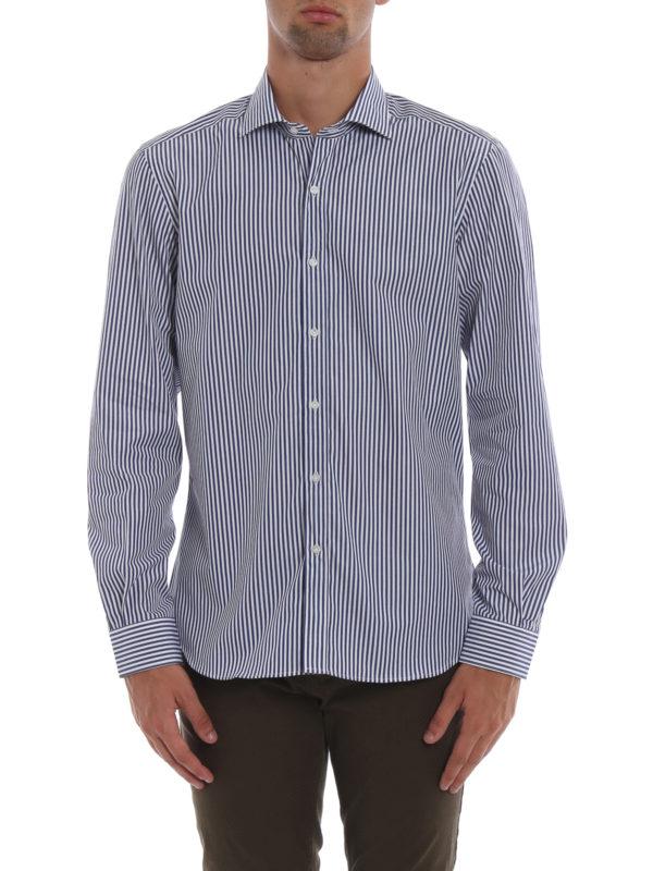 iKRIX FAY: Hemden - Hemd - Blau